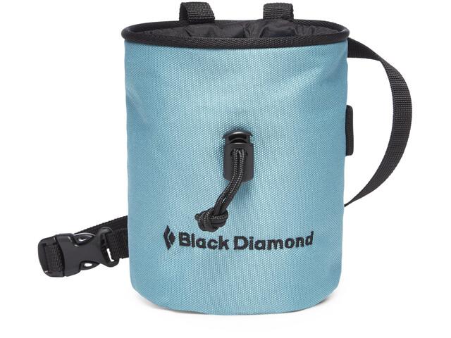 Black Diamond Mojo Sac à magnésie Taille M/L, caspian